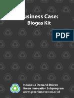 Business Case Biogas Kit