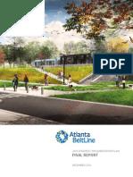 Atlanta Beltline Strategic Implementation