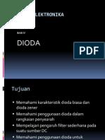 Bab 4 Dioda