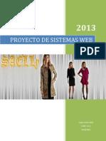 Presentar Web Proyecto