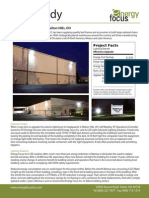Mantua Manufacturing LED Lighting Case Study