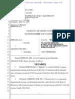 Zipbuds v. Amazon - Complaint