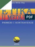 Etika u Medijima. BOOK.