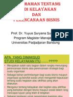Studi Kelayakan Dan Perencanaan Bisnis (YYS)
