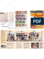 HydroNex Per-Piped Mixing Radiant Panels Brochure