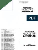 Handbook of microstrip antenna (стр. 276)