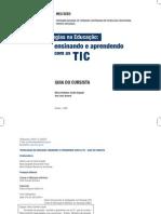 Book EnsinandoTIC Cursista Press