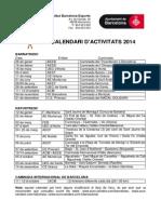 Calendari 2014 barnatresc