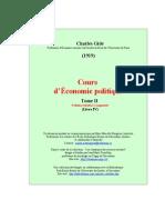 Gide Cours t2 Livre 4