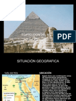 Egipto Don Del Nilo 3