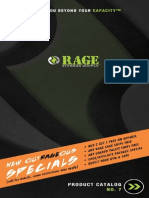 Rage Fitness Catalog
