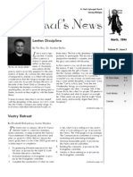 St. Paul's News - March, 2006