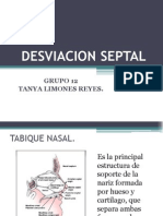 Desviacion Septal