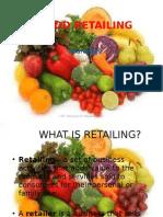 Food Retailing in India