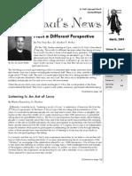 St. Paul's News - Mar. 2009