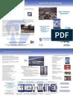 Water Treatment Applications - Ultra Electronics Nuclear Sensors