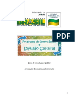 Manual Edital de Intercâmbio 2-2013