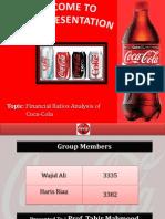 Ratio Analysis of Coca-Cola