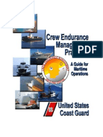 Crew Endurance Management Practices