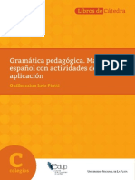 Manual de Gramática - Piatti