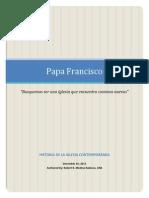 Análisis de la entrevista del papa Francisco