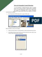 Retoques Basicos de Fotografias Usando Photoshop