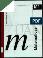 MATEMÁTICAS M1