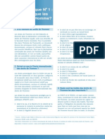 The RighT Guide FRENCH Factsheets