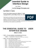 User Interface Design Ppt