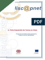 Ficha Exposicion Temas Clase