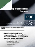 Week 6 Developing Organisational Learning-171008 124355