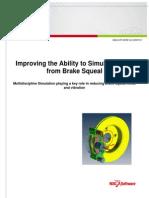 Brake Squeal Paper