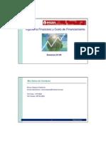Ingenieria Financiera - Sesiones 01-02
