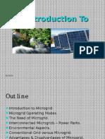 Microgrid Presentation