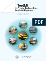 ToolKit Ppp Roads&Highways