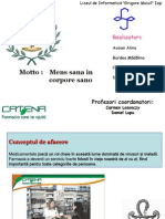 Catena - Final Project