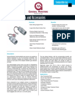 Catalytic Sensors and Accessories