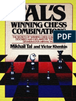 Tal's Winning Chess Combinations_Tal, Mikhail