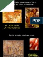El Legado Artstico de La Prehistoria782[1]