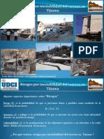 Conferencia_Riesgos Por Inestabilidad Del Terreno en Tijuana_Octubre 2013