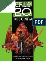 True20 - Bestiary 2006 English