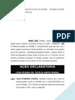 Acao Revisional Declaratoria Emprestimo Consignado Reducao Limite Funcionario Publico Federal Consignavel 30 Bc 190 Modelo 221
