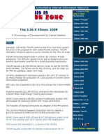 The 5.56 x 45mm - 2008 - A Chronology of Development (Part 19) - By Daniel Watters