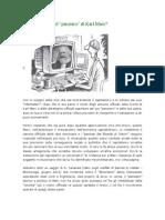 Davide Casartelli - Che Fine Ha Fatto Il Pensiero Di Marx