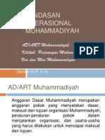 materi6landasanoperasionalmuhammadiyah-130718211552-phpapp02