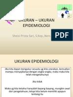 Zheizi Ukuran-ukuran Epidemiologi