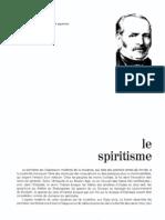 Jean-Louis Victor - Le Spiritisme
