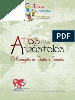 Atos - Evangelho Na Judeia e Samaria