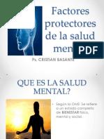 Factores Protectores de La Salud Mental
