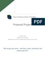 idea proposal